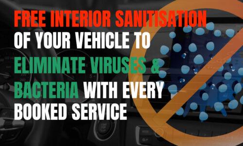 sanitisation service